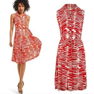 NWT CAbi Style #281 Brushstroke Dress Small